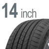 "14"" used tires"