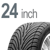 "24"" used tires"